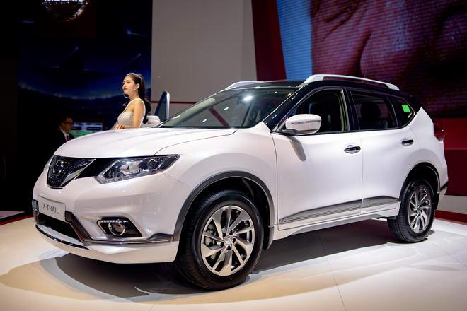 Nissan X-Trail ở Việt Nam được ưu đãi 30 - 50 triệu đồng - 1