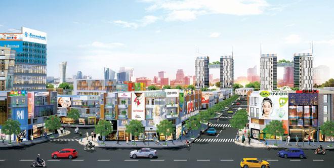 Singa City – Tâm điểm đầu tư đất nền quận 9 - 2