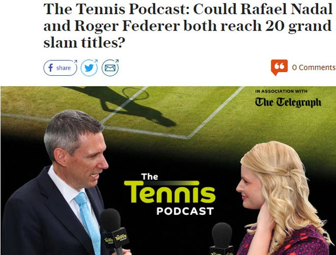 Nadal - Federer chia 4 Grand Slam: Hai vị Vua trị vì tennis 2017 - 2