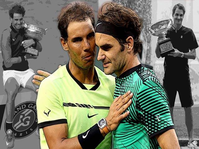 Nadal - Federer làm mưa làm gió: Tre già nhưng măng chưa mọc - 3