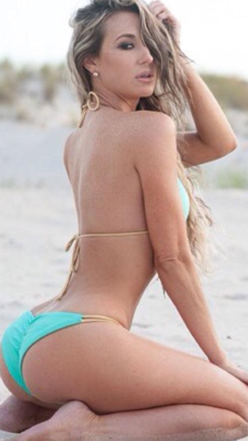 """Ngôi sao của Hoa hậu Siêu vòng 3 Brazil cực khổ để có """"bàn tọa nhấn chìm tất cả"""" - 4"""