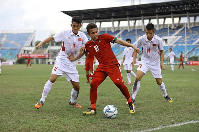 """U18 VN bắt bài """"Messi U18 Indonesia"""", HLV Hoàng Anh Tuấn khiêm tốn - 1"""