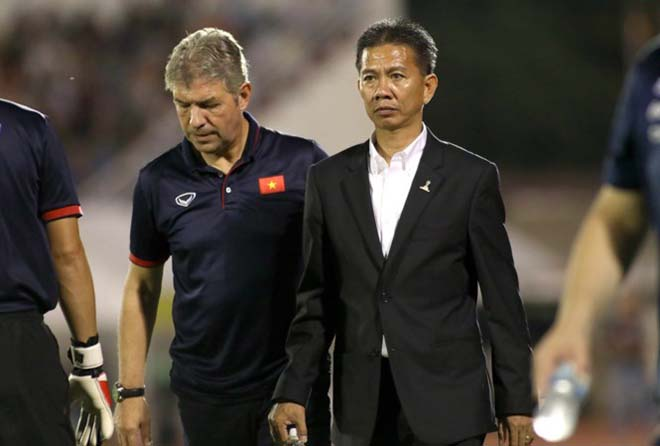 Vì sao VFF không mời HLV Hoàng Anh Tuấn thay Hữu Thắng? - 1