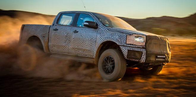 Ford xác nhận sẽ có Ranger Raptor vào năm 2018 - 3