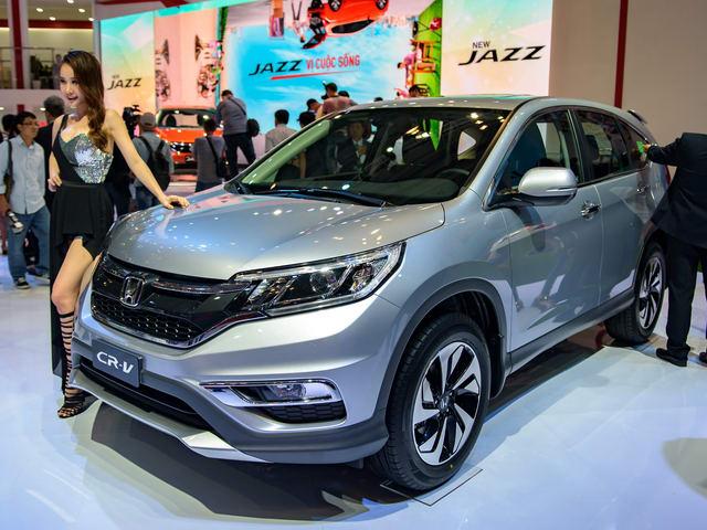 """Honda CR-V ở Việt Nam chính thức hết giảm giá """"sốc"""" - 2"""