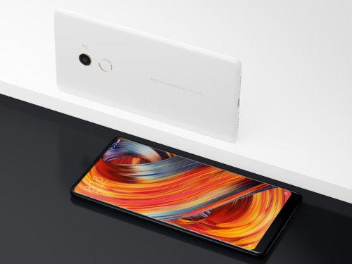 Xiaomi Mi Mix 2 chính thức lên kệ, giá từ 11,5 triệu đồng - 3