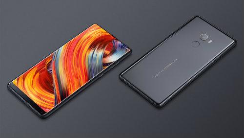 Xiaomi Mi Mix 2 chính thức lên kệ, giá từ 11,5 triệu đồng - 2