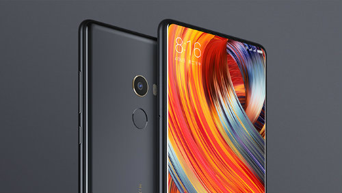 Xiaomi Mi Mix 2 chính thức lên kệ, giá từ 11,5 triệu đồng - 1
