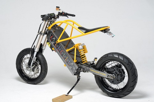 Siêu xe điện ExoDyne độc đáo của bác sỹ chỉnh hình thú y - 5