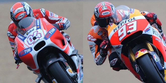 """Đua xe MotoGP: """"Hoàng tử"""" thống trị, hài hước cảnh dắt xe về đích - 1"""