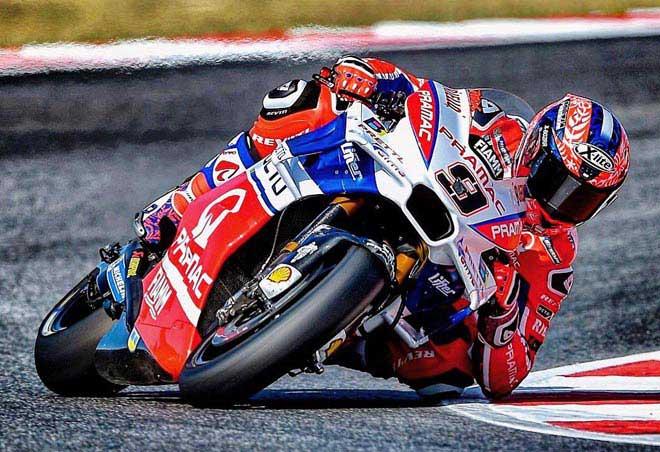 """Đua xe MotoGP: """"Hoàng tử"""" thống trị, hài hước cảnh dắt xe về đích - 2"""