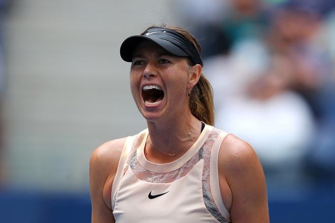 Tin thể thao HOT 12/9: Sharapova giải sầu sau US Open - 1