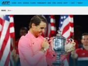 """Thể thao - Báo chí thế giới: """"Quái vật"""" Nadal, một năm kinh ngạc"""