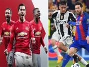 Bóng đá - Lượt trận mở màn cúp C1: Hồi hộp MU tái xuất, Ronaldo trở lại cứu Real