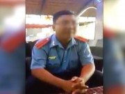 Tin tức trong ngày - Làm rõ clip 1 TTGT Đồng Nai thú nhận 'làm luật'