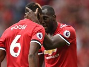 Bóng đá - MU & cúp C1: Pogba bớt làm màu, Lukaku sẽ lên tầm thế giới