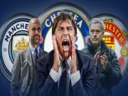 Bóng đá - Ngũ hổ tướng Ngoại hạng Anh trở lại C1: Trông vào MU, Chelsea, Man City