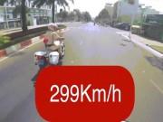 """Tin tức trong ngày - Biker tung clip """"phóng"""" xe 299km/h, khiêu khích CSGT?"""