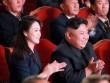 Vợ ông Kim Jong-un xuất hiện, ăn mừng vụ thử hạt nhân