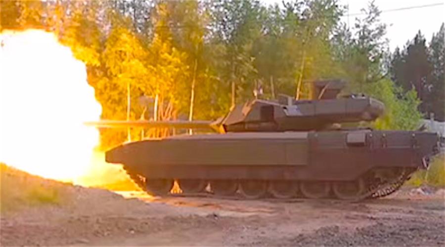 Siêu tăng Armata Nga có thể chiến đấu trên... sao Hỏa - 3