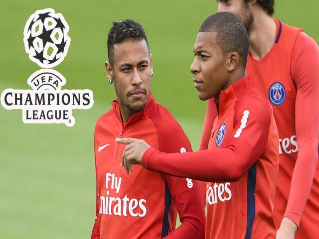 """Bóng đá - Sốc: Vì Neymar-Mbappe, UEFA sẵn sàng """"trảm"""" PSG khỏi cúp C1"""
