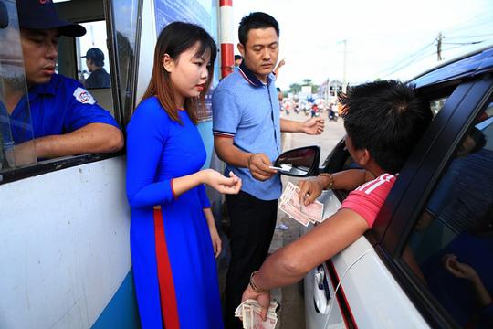BOT tuyến tránh Biên Hòa lại hỗn loạn vì... tiền lẻ! - 3