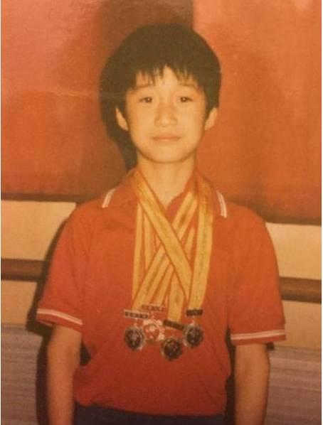 Ảnh hiếm thời niên thiếu của các sao võ thuật Trung Quốc - 1