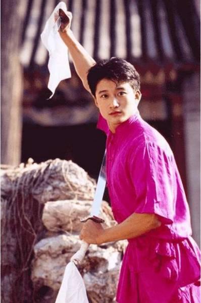 Ảnh hiếm thời niên thiếu của các sao võ thuật Trung Quốc - 2