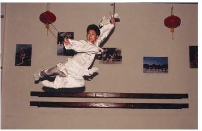 Ảnh hiếm thời niên thiếu của các sao võ thuật Trung Quốc - 3