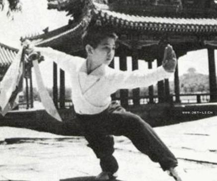 Ảnh hiếm thời niên thiếu của các sao võ thuật Trung Quốc - 4