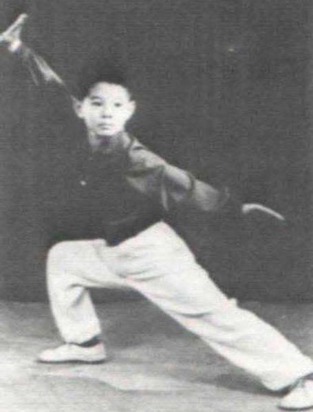 Ảnh hiếm thời niên thiếu của các sao võ thuật Trung Quốc - 5