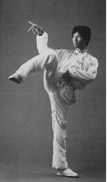 Ảnh hiếm thời niên thiếu của các sao võ thuật Trung Quốc - 8