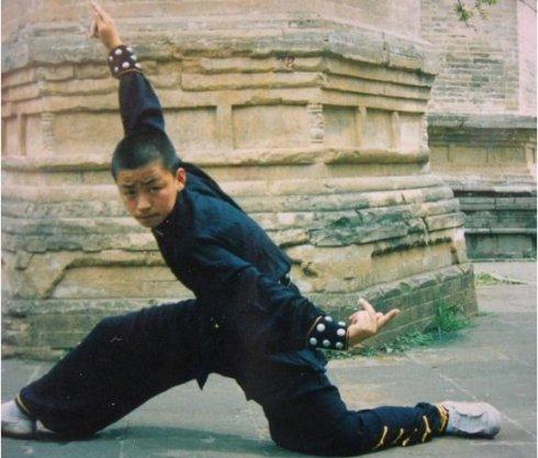 Ảnh hiếm thời niên thiếu của các sao võ thuật Trung Quốc - 11