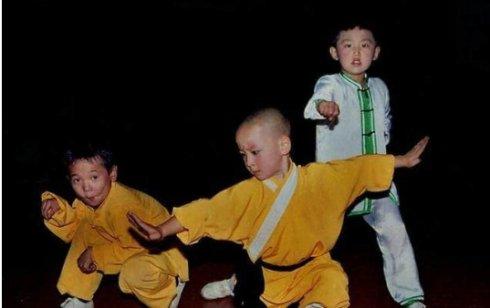 Ảnh hiếm thời niên thiếu của các sao võ thuật Trung Quốc - 13