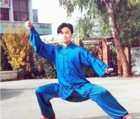 Ảnh hiếm thời niên thiếu của các sao võ thuật Trung Quốc - 14