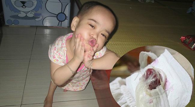 Bé gái 4 tuổi với ước mơ khiến ai biết cũng phải rơi nước mắt - 1