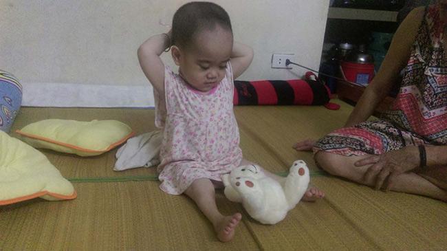 Bé gái 4 tuổi với ước mơ khiến ai biết cũng phải rơi nước mắt - 5