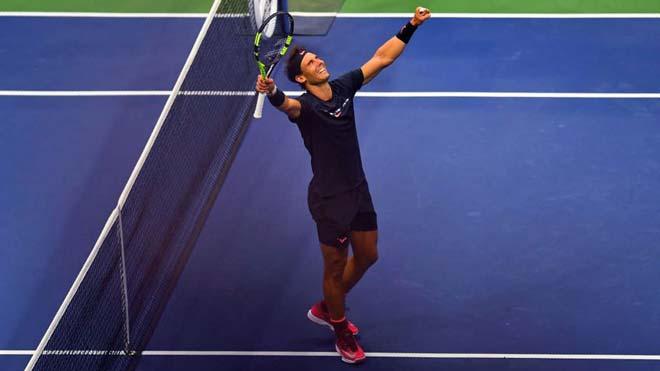 Nadal hướng đến kỷ lục vĩ đại chưa từng có: Chinh phục mọi danh hiệu lớn - 1