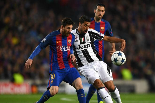 Barcelona - Juventus: Messi thăng hoa, Barca quyết báo thù - 1