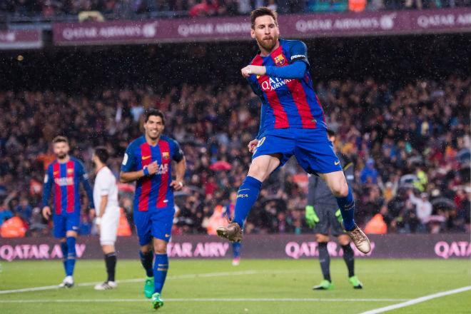 Barcelona - Juventus: Messi thăng hoa, Barca quyết báo thù - 2