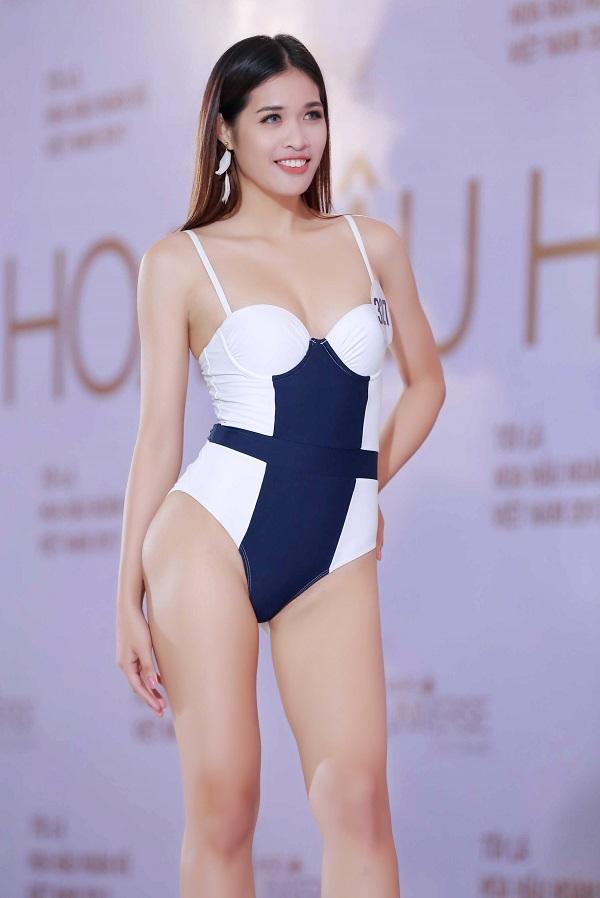 """Top thí sinh """"siêu vòng 3"""" mặc áo tắm sexy nhất sơ khảo hoa hậu - 4"""