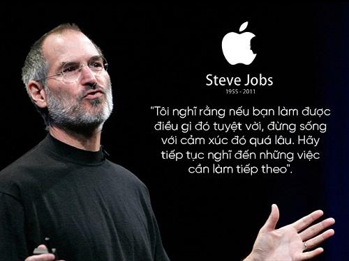 """Những câu nói nổi tiếng của """"huyền thoại"""" Steve Jobs và Tim Cook - 2"""