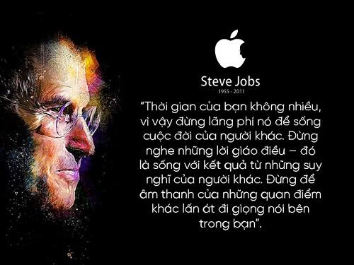 """Những câu nói nổi tiếng của """"huyền thoại"""" Steve Jobs và Tim Cook - 4"""