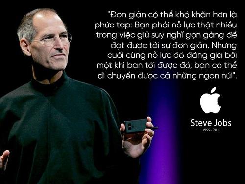 """Những câu nói nổi tiếng của """"huyền thoại"""" Steve Jobs và Tim Cook - 8"""