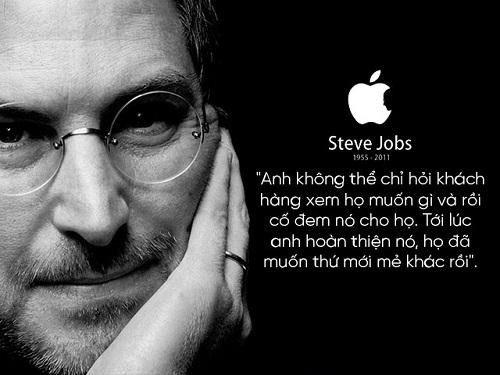 """Những câu nói nổi tiếng của """"huyền thoại"""" Steve Jobs và Tim Cook - 9"""