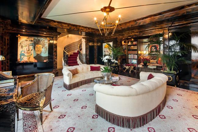 Căn Penthouse này đang thuộc sở hữu của nhà thiết kế thời trang nổi tiếng Tommy Hilfiger, tọa lạc tại New York, Mỹ.