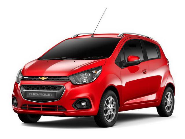 Chevrolet Spark 2017 ở Việt Nam có giá từ 299 triệu đồng - 1