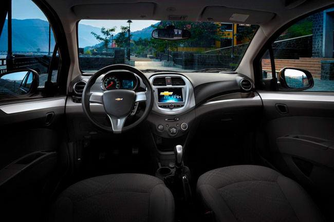 Kết quả hình ảnh cho Chevrolet Spark 2017