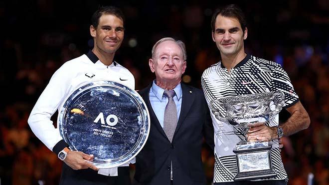 Nadal - Federer làm mưa làm gió: Tre già nhưng măng chưa mọc - 1