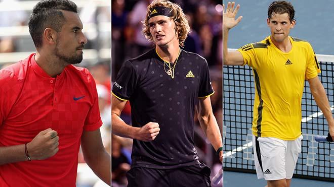 Nadal - Federer làm mưa làm gió: Tre già nhưng măng chưa mọc - 2